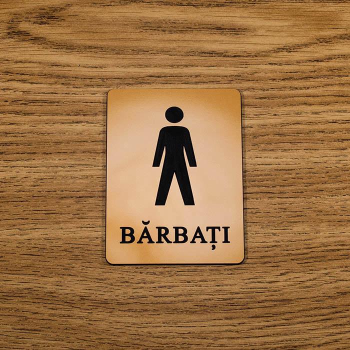 Semne Toaleta Semne Wc Semn Toaleta Barbati